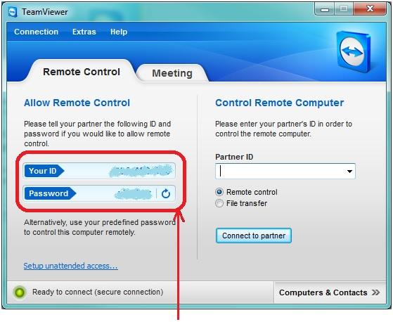 Remote Teamview