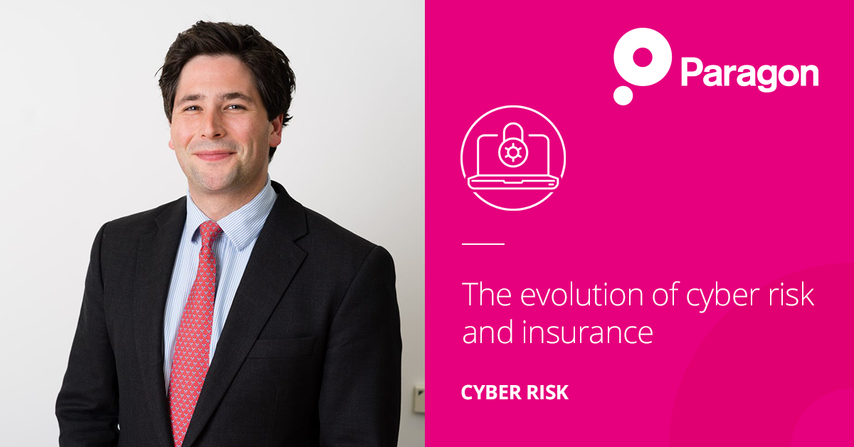 The evolution of cyber risk and insurance
