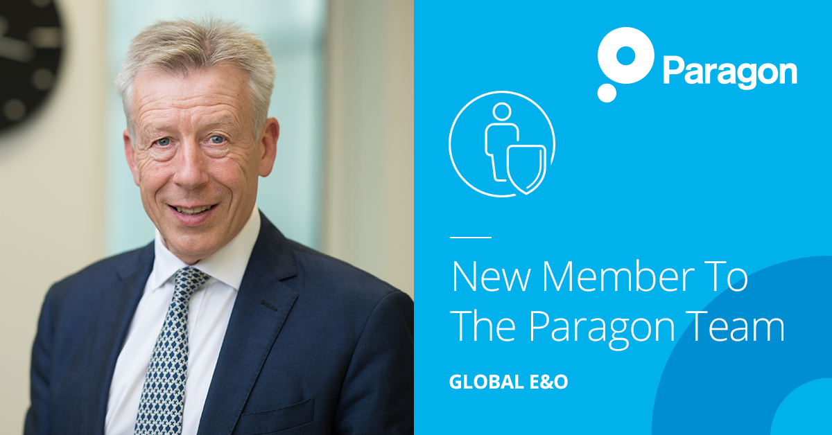New Member To The Paragon Team