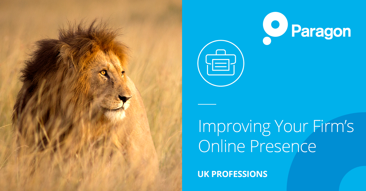 Improving Your Firm's Online Presence