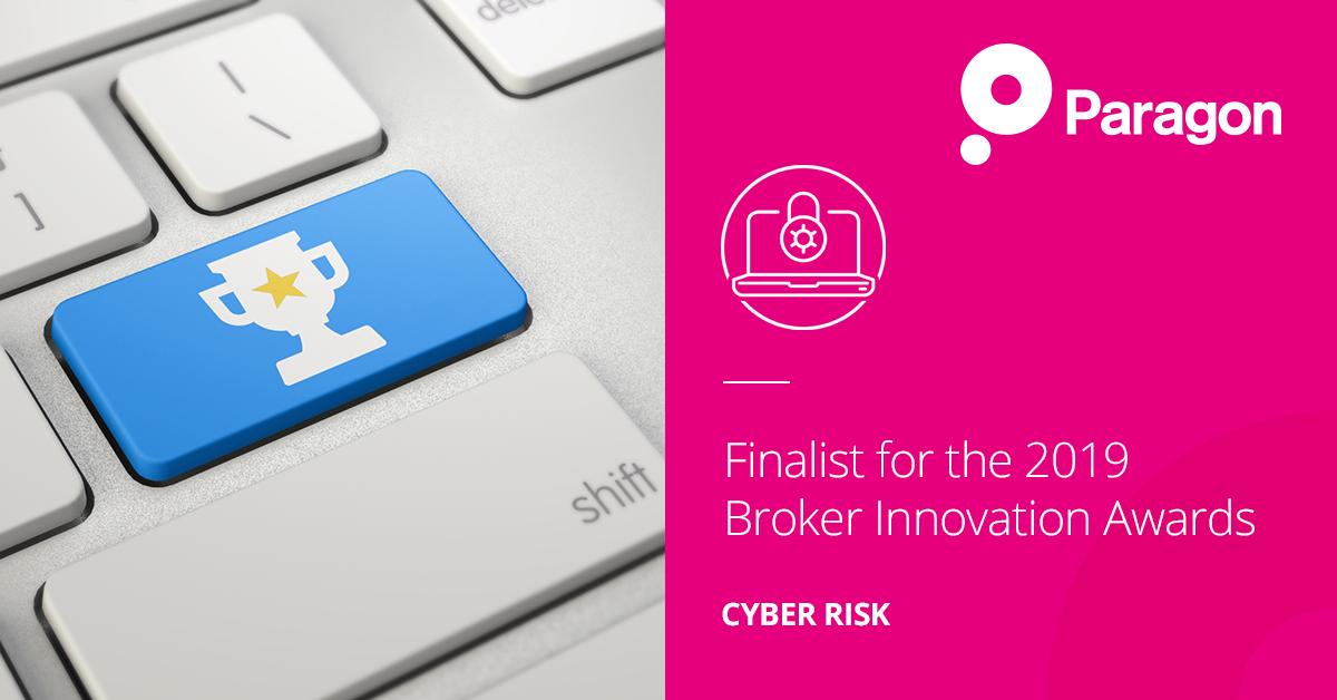 Finalist for the 2019 Broker Innovation Awards