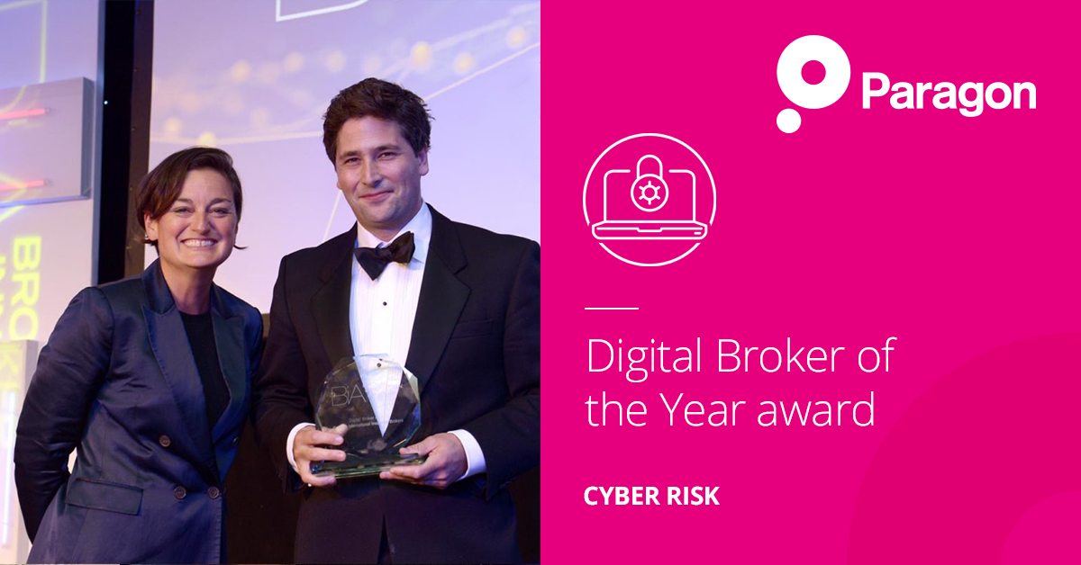 Digital Broker of the Year award