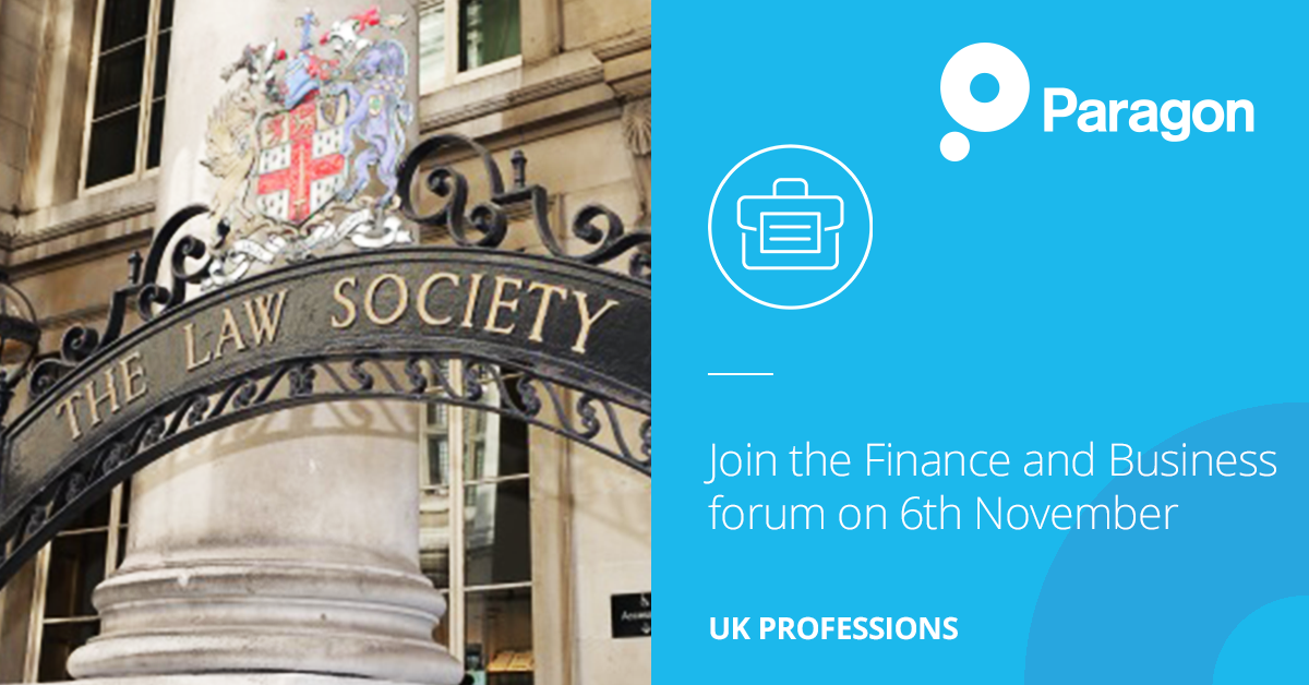 Join the Finance and Business forum on 6th November