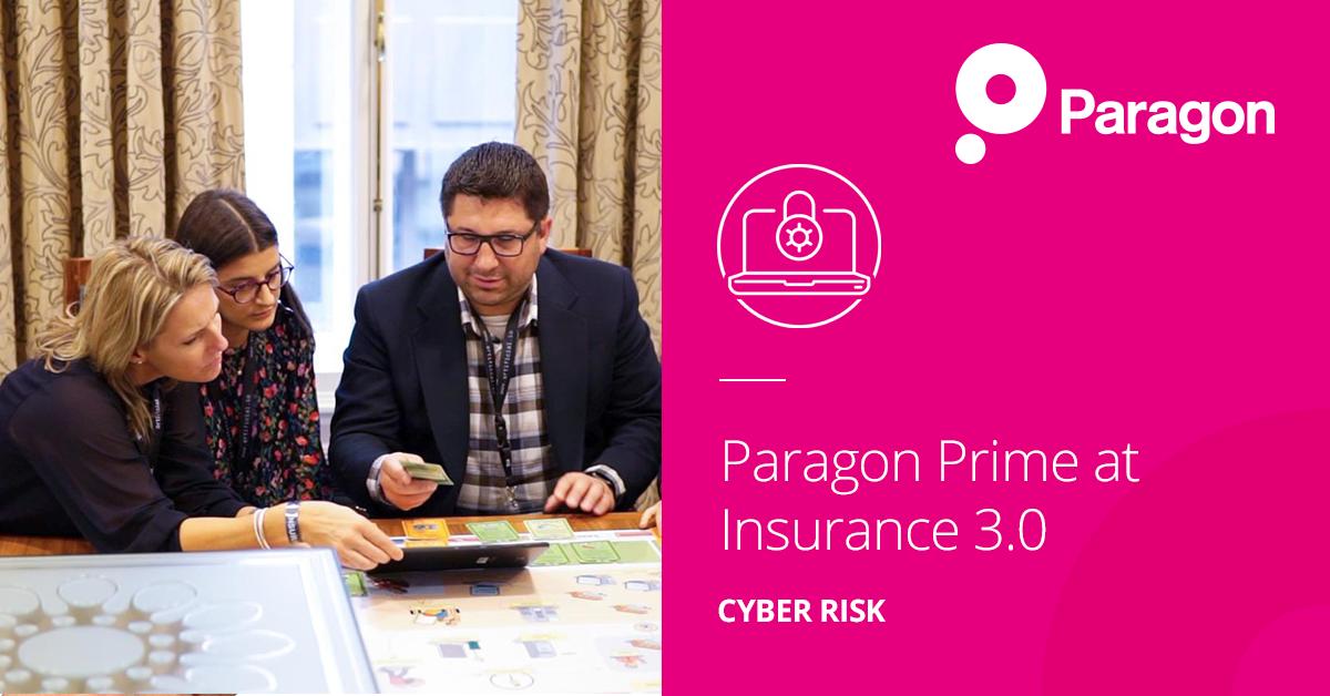 Paragon Prime at Insurance 3.0