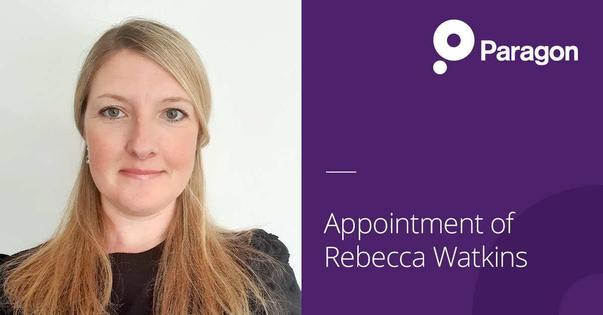 Appointment of Rebecca Watkins