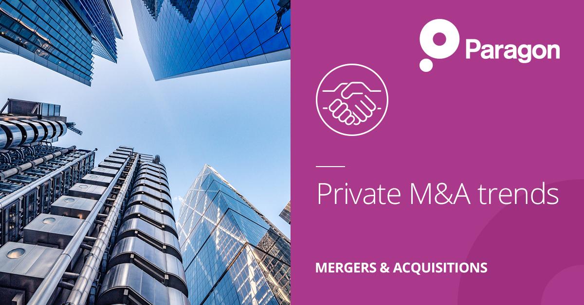 Private M&A Trends