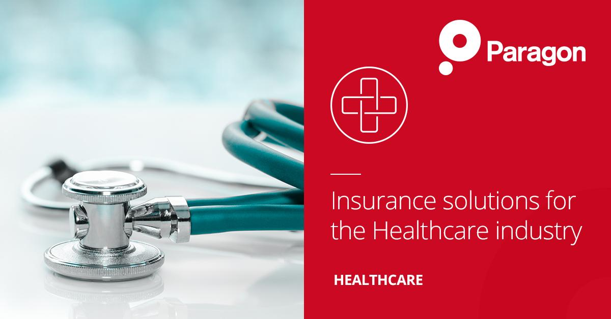 Insurance solutions for the healthcare industry