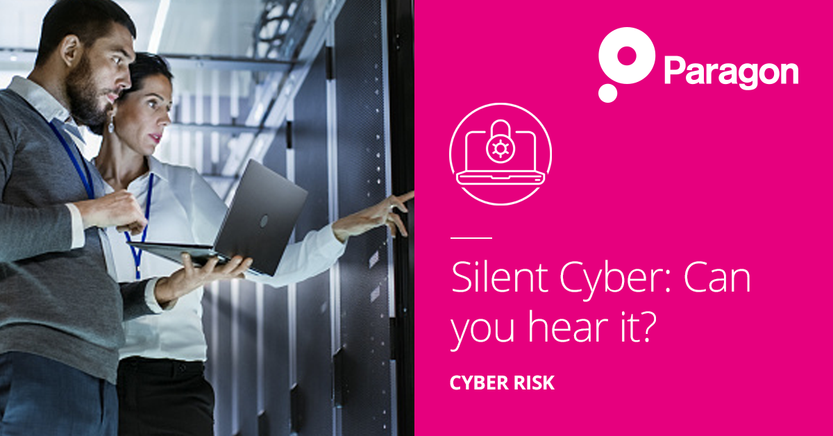 Silent cyber: Can you hear it?
