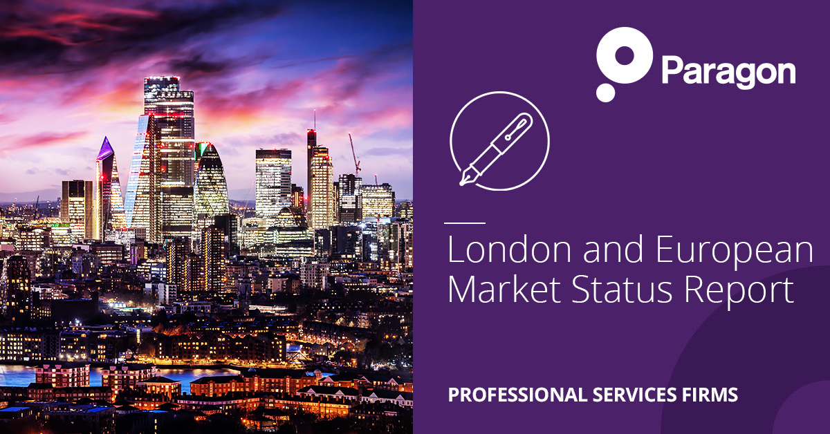 London and European Market Status Report March 2021
