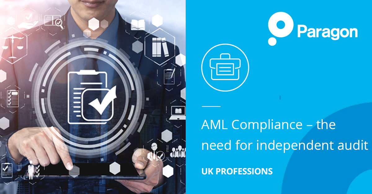 AML Compliance – the need for independent audit